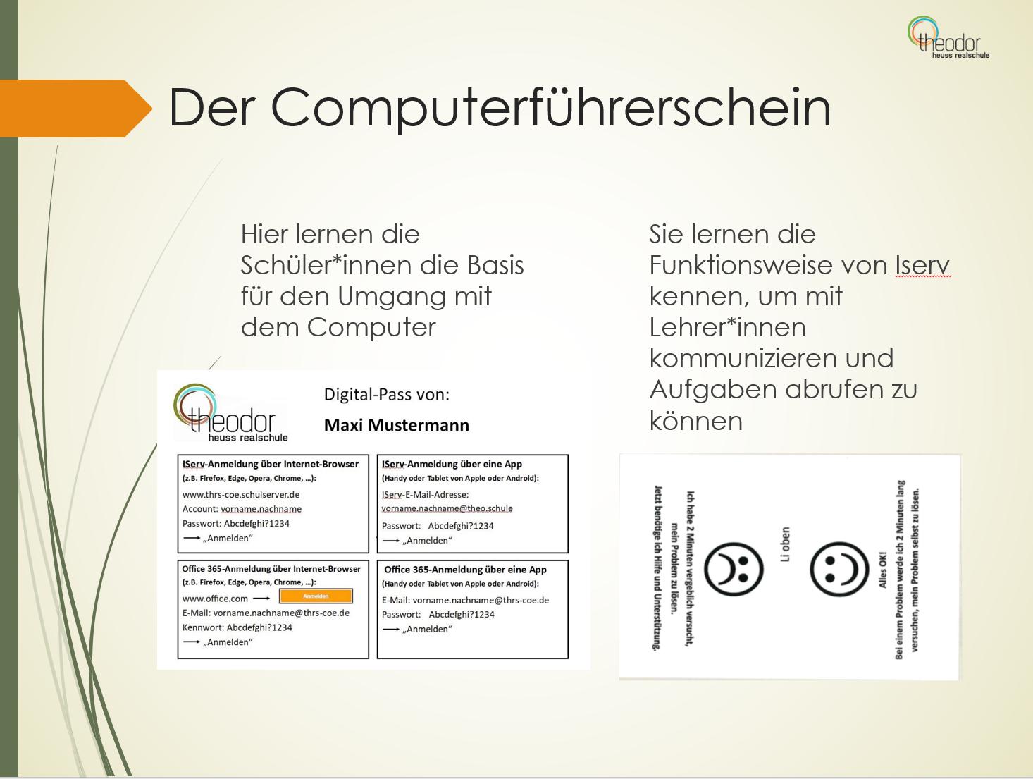Computerführerschien
